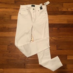 NWT - HIGH RISE SUPER SKINNY SIMONE ANKLE JEANS